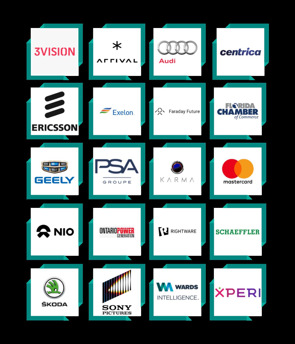 Automotive Tech Week Megatrends speakers
