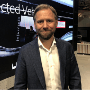 Magnus Gunnarsson, Head of Strategy, Portfolio and Business Development, Ericsson Connected Vehicle