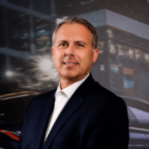 Stefan Gudmundsson, Chief Innovation Officer, Karma Automotive