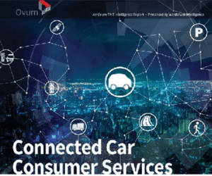 Connected Cars Driving Into the Future