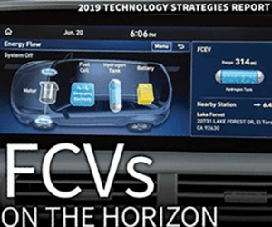 Fuel Cell Future in Vehicles