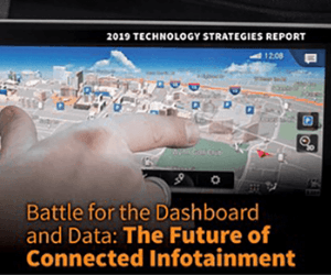 The Future of Connected Infotainment