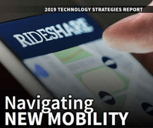 Navigating New Mobility