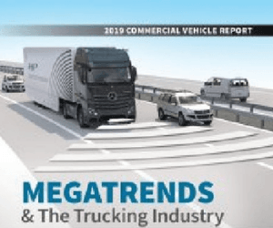 Megatrends & The Trucking Industry