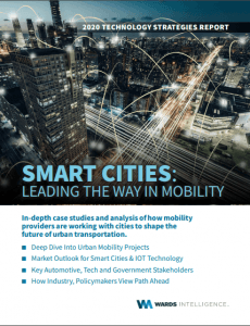 Smart Cities: Leading the Way in Mobility